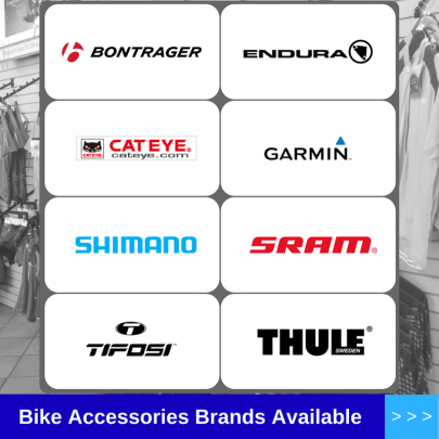 Bike Accessories Available