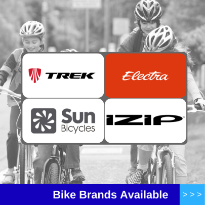 Bike Brands Available