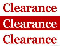 Clearance-Sign