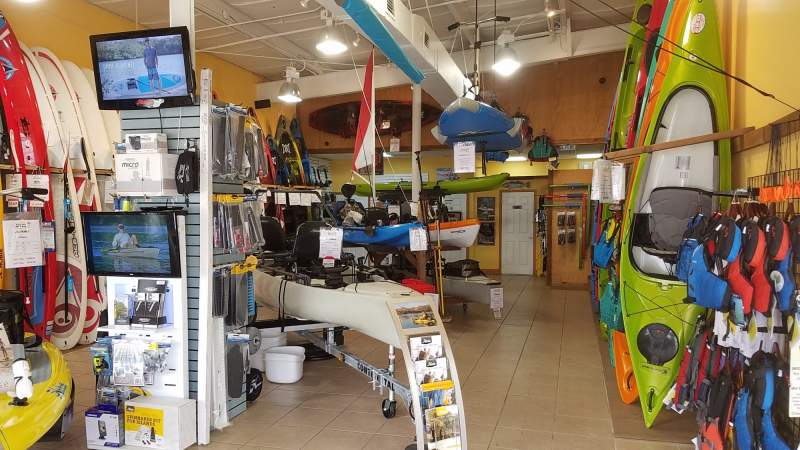 Paddle Sports Sales