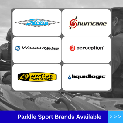 Paddle Sport Brands Available